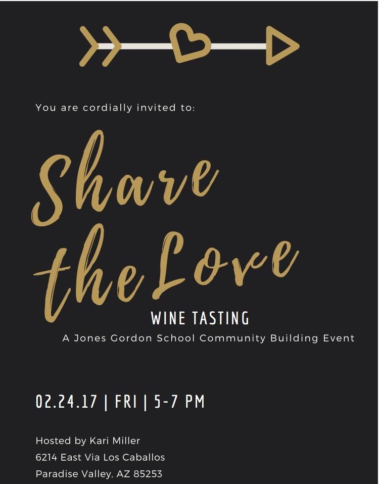 Share the Love Scholarship Fundraiser