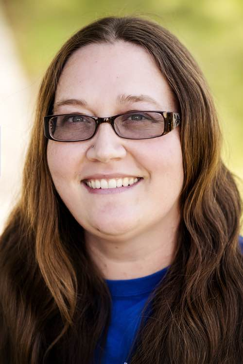 Amber Struthers, MS, M.Ed., Ph.D.